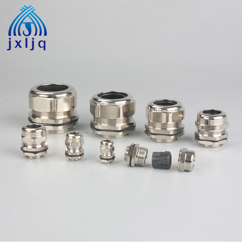 Brass Cable Gland MG Series G,NPT Thread