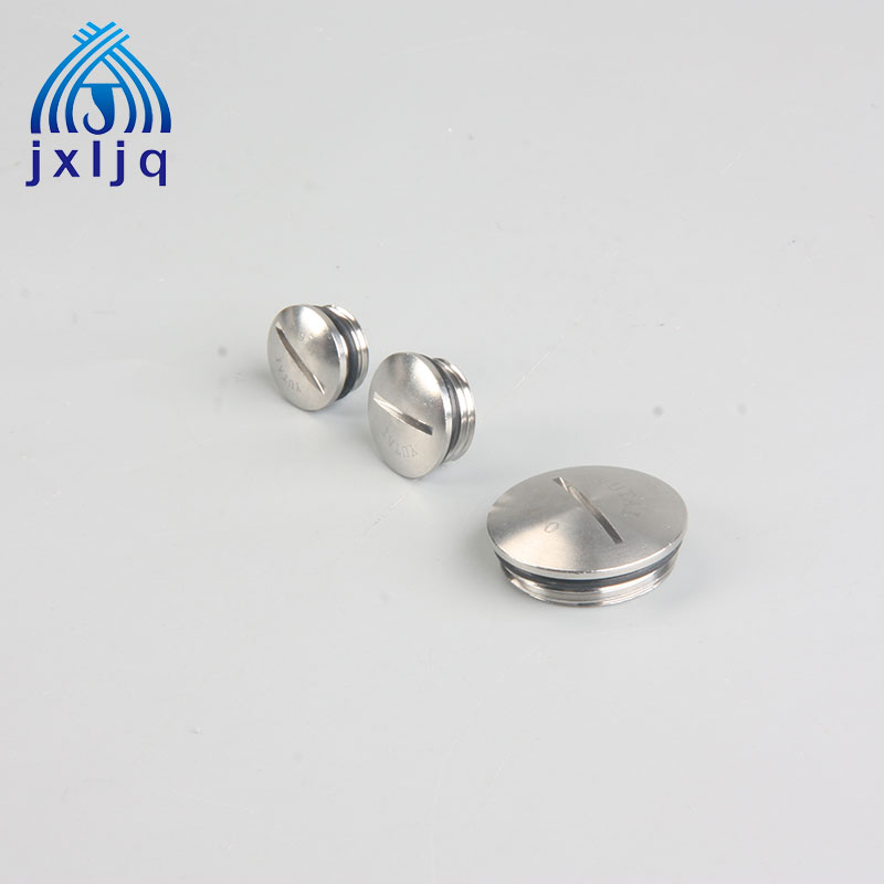 Stainless Steel Screw Cap