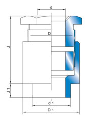 Marine Cable Gland Vendor Recommend_Marine Cable Gland Drawing